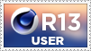 Cinema 4D R13 User Stamp by jayjaybirdsnest