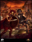 Sparta: War of Empires - Loading screen