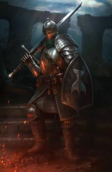Dark Souls fan art