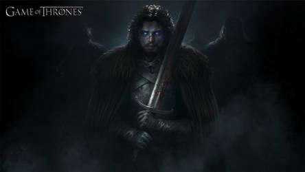 Game of Thrones: Wight Jon by Samarskiy