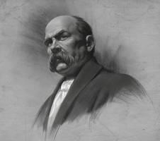 Taras Shevchenko by Samarskiy