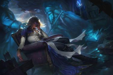 Jaina - Ghosts of the past by Samarskiy