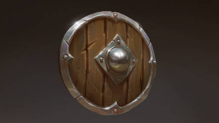 Wooden Shield Tutorial (RU)