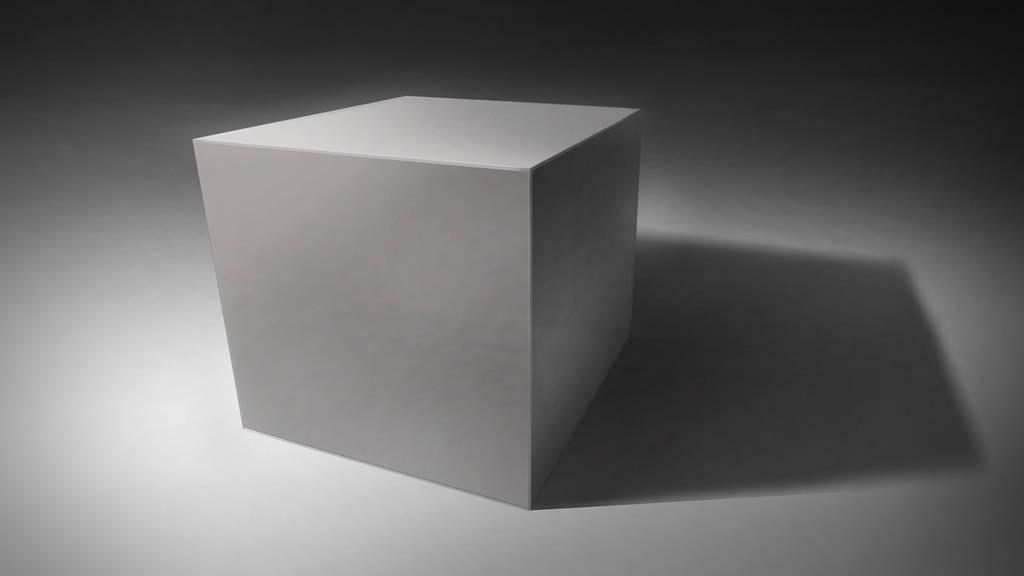Drawing Basics - How to draw a Cube tutorial by Samarskiy
