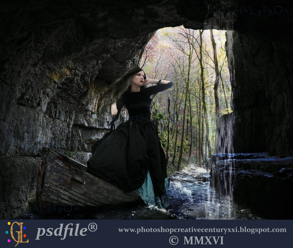 Tutorial-Echoes In The Cave-by-GothLyllyOn-MMXVI