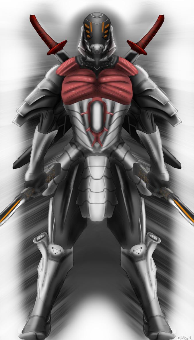 Modern Samurai by TheMPXY on DeviantArt