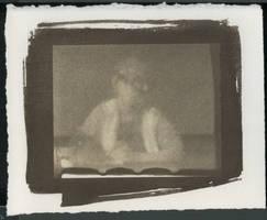 Van Dyke self-portrait