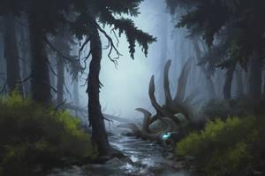 Alien by Tearraven