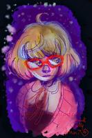 Star-eyed slacker by mymilkiaen