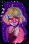 Star-eyed slacker