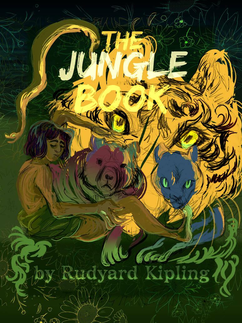 Kipling's Jungle Book by mymilkiaen