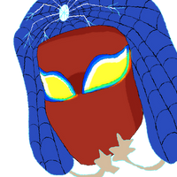 Spider-Flake spidersona av