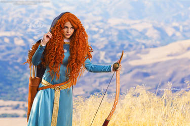 'I am Merida' by Callesto