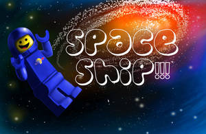 SPACE SHIP by WhimsyWulf