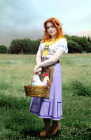 Malon Cosplay by WhimsyWulf