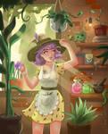 Gardening Witch