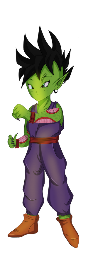 Daugther of Piccolo and Rinne