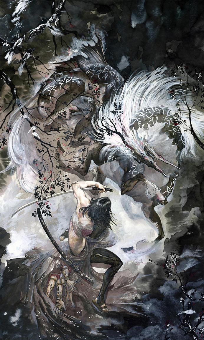 eden is not enough: fin by GunnerRomantic