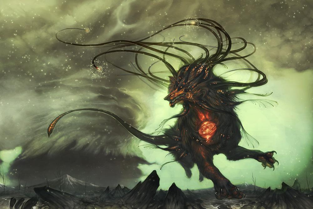 Plėšrūnai Prometheus_by_GunnerRomantic