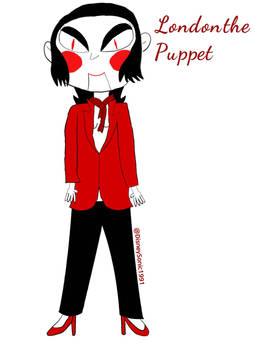 London the Puppet OC