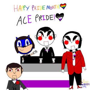 Ace Pride (Pride Month 2021)