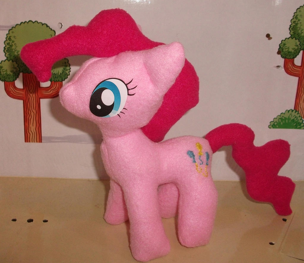 Chibi pinkie pie (for sale 20 pound) by Erkillers
