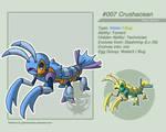 009 Crushacean