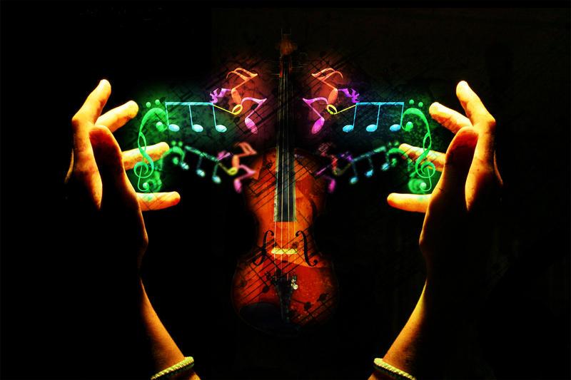 Vector Music Wallpaper By Deadlygoalie83