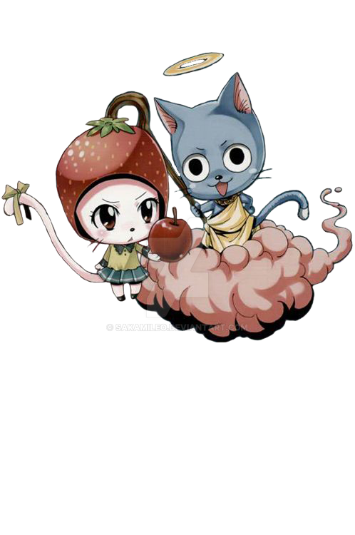 fairy tail chibi carla