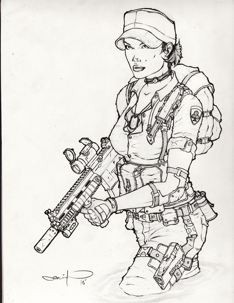 Lady Jaye By Wry1 On DeviantArt
