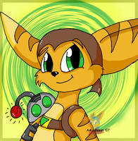 -Ratchet 'n Clank- by Amandaxter