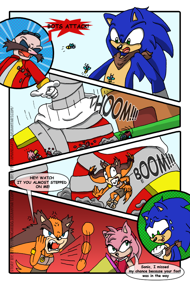 Sonic Boom The Big Boom Page09 By Amandaxter On Deviantart