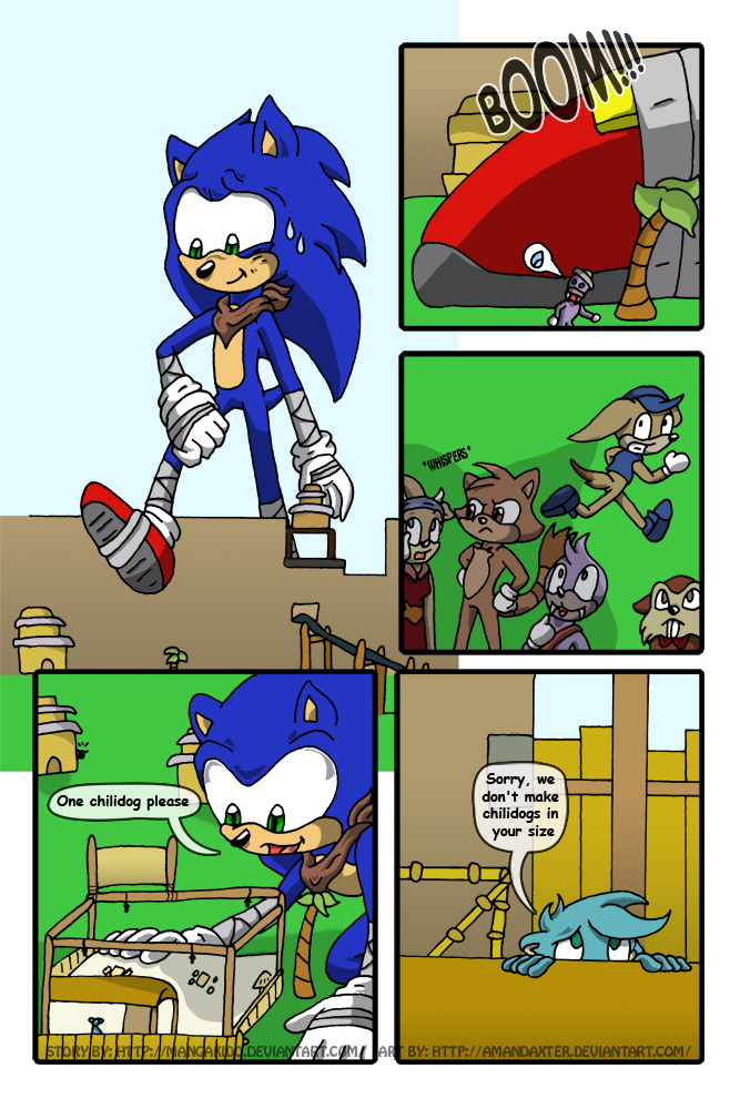 Sonic Boom The Big Boom Page15 By Amandaxter On Deviantart