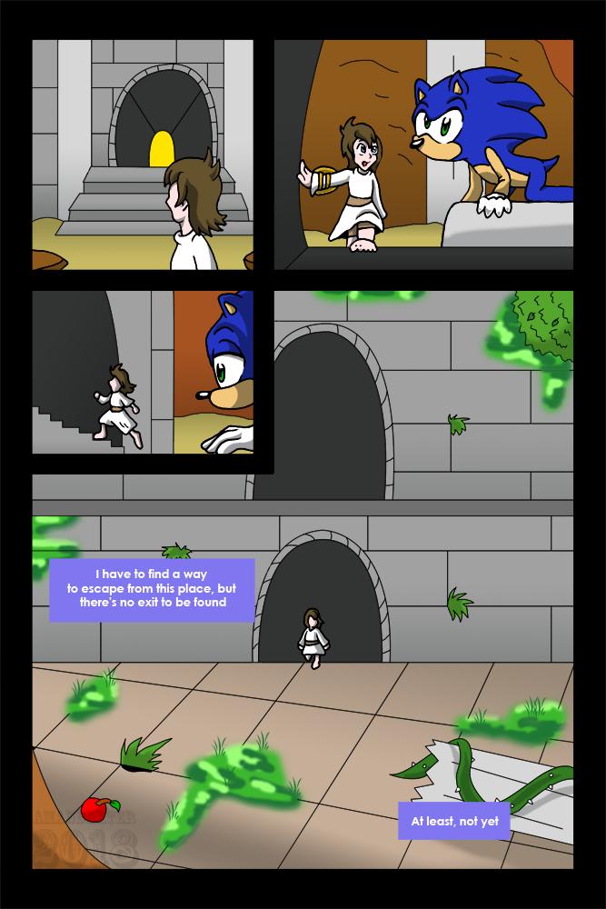 Light Through Darkness page16