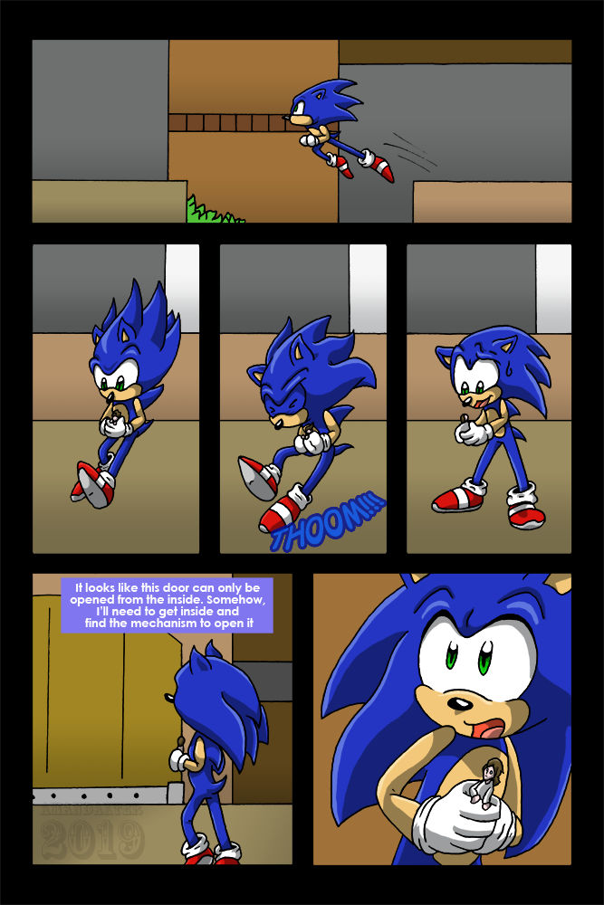 Light Through Darkness page25