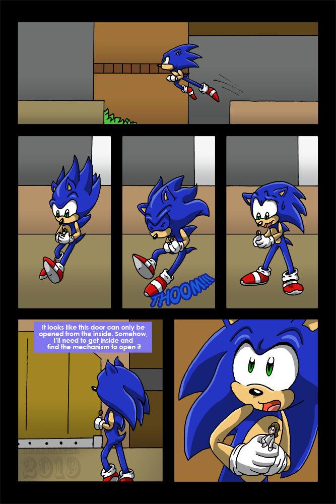 Light Through Darkness page25