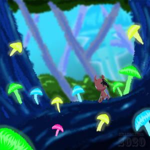Pokemon Glimwood  Tangle