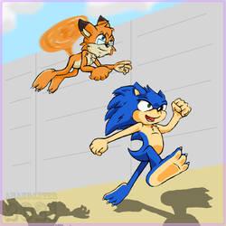 Running -PC-