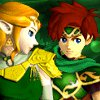 Zelda X Roy Green Team Support Icon by Sunnyme60