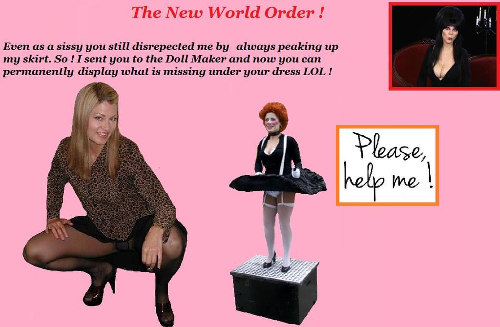 Perv Doll - Girl Power by ellaprincess
