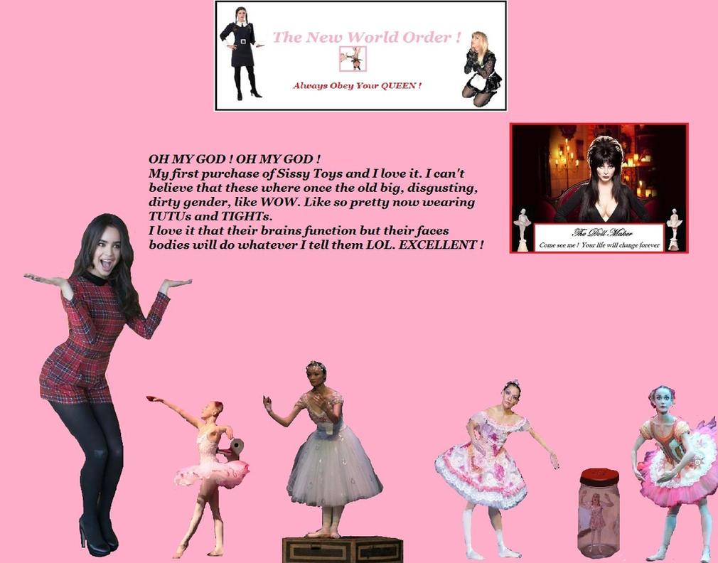 Sofias Toys - Girl Power by ellaprincess