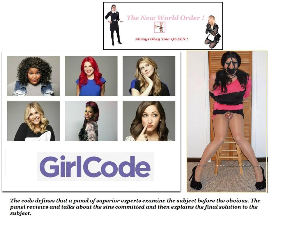 The Code - Girl Power by ellaprincess