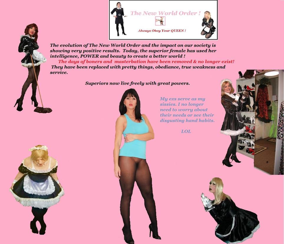 NWO Evolution - Girl Power by ellaprincess