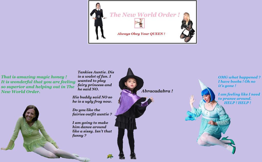 Sissy Fairy - Little Girl Power by ellaprincess