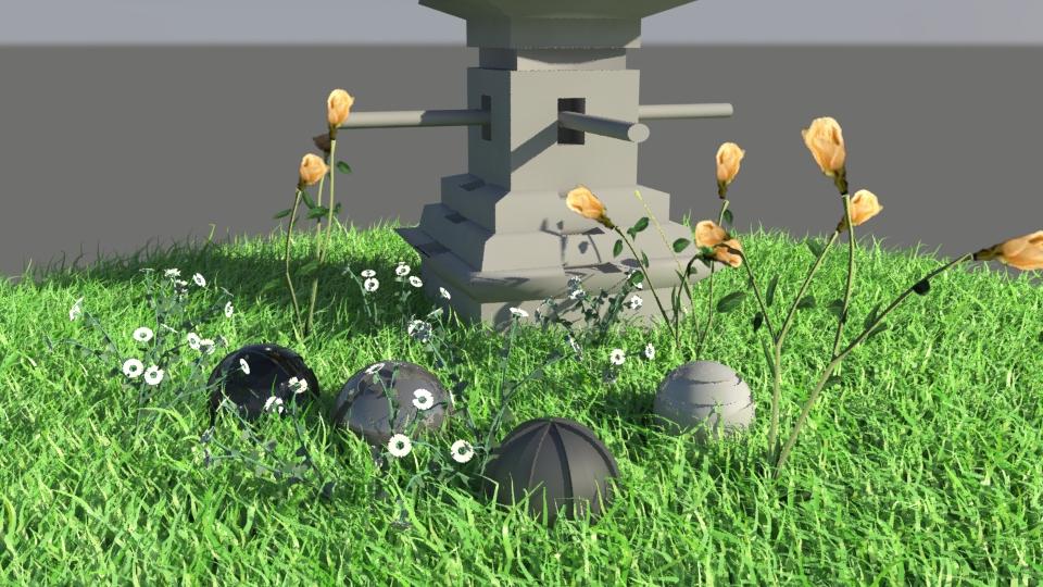 Plants by AJ-XXIII
