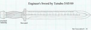 Engineer's Sword