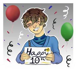 Happy 10th Anniversary, Ninjago!