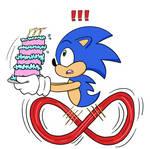Birthday Sonic