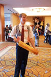 Shaun of the Dead Cosplay