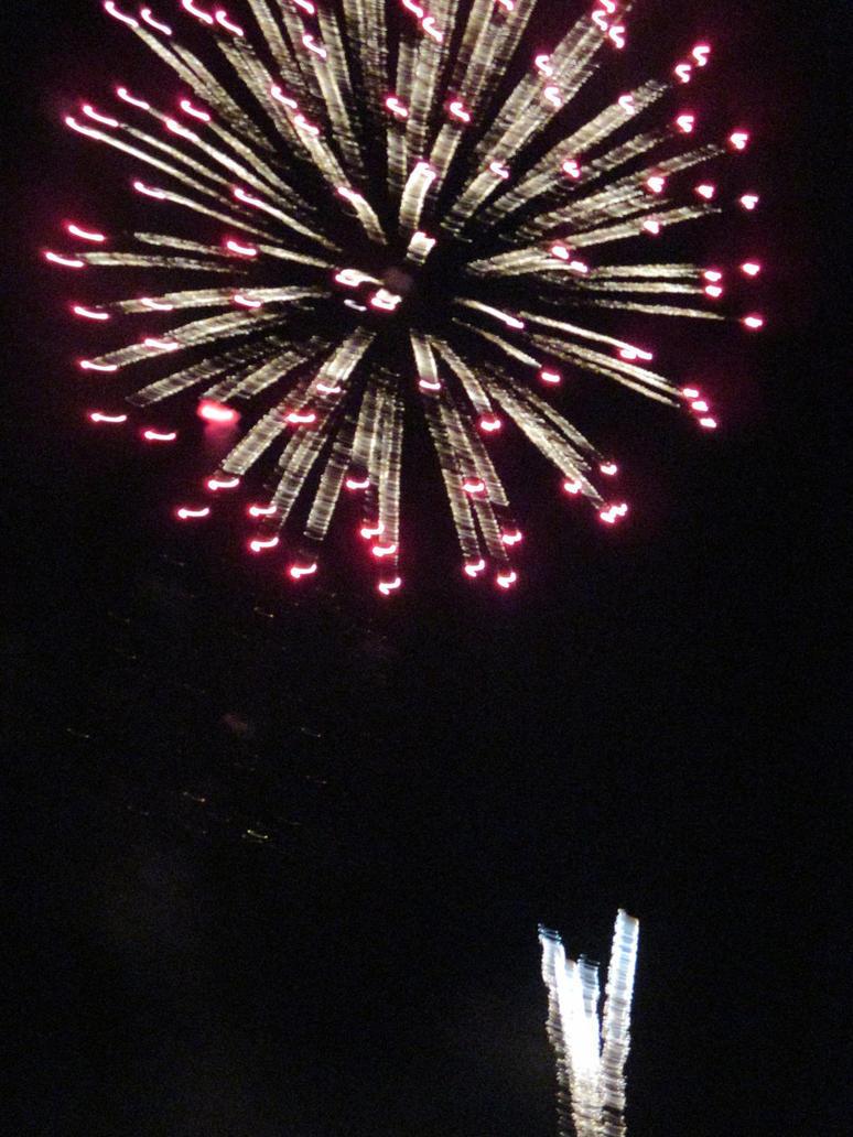 fireworks by winterfall21